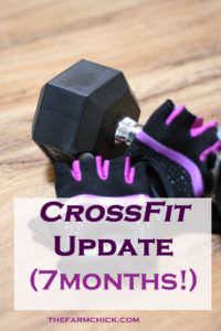 crossfit update