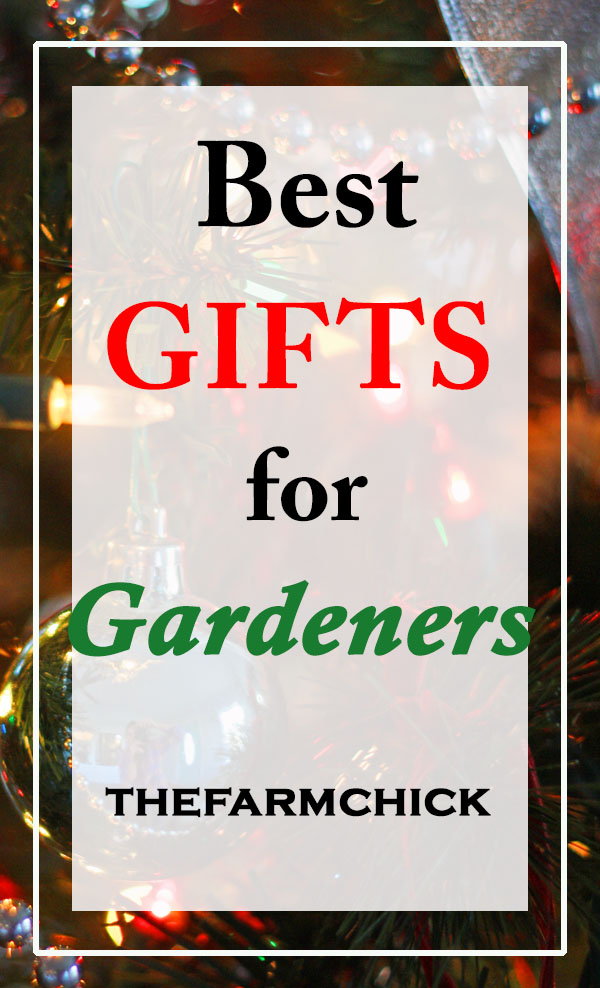 Stumped to what to get the gardener in your life? Read this to get some awesome gift ideas that any gardener would love to receive for Christmas or any other time of the year!